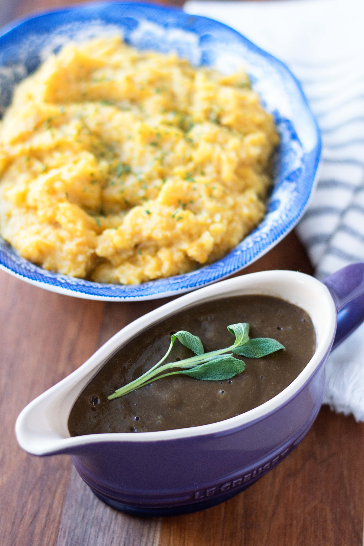 The World S Best Vegan Gravy Recipe Recipe In 2020 Vegan Gravy Recipes Whole Food Recipes