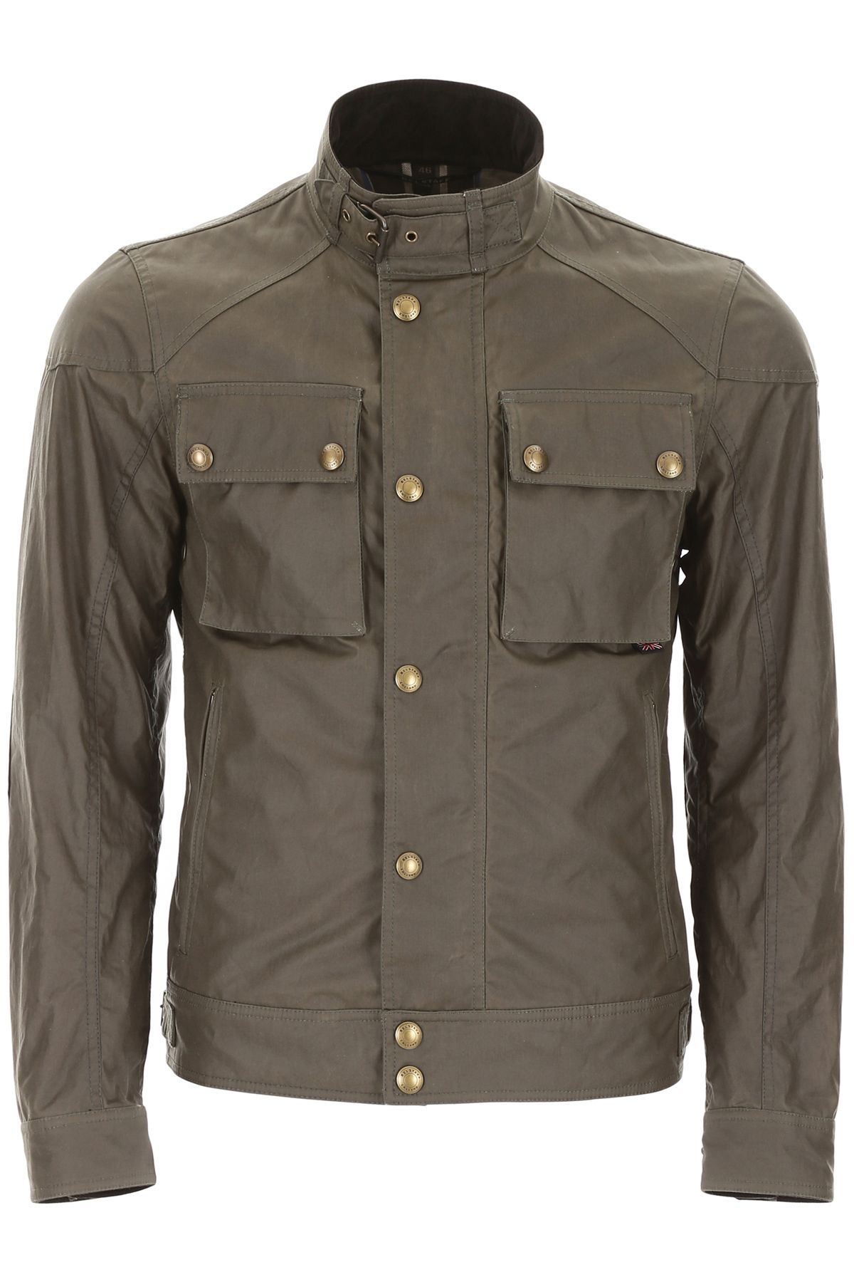 6bde838fb BELSTAFF RACEMASTER JACKET. #belstaff #cloth | Belstaff in 2019 ...