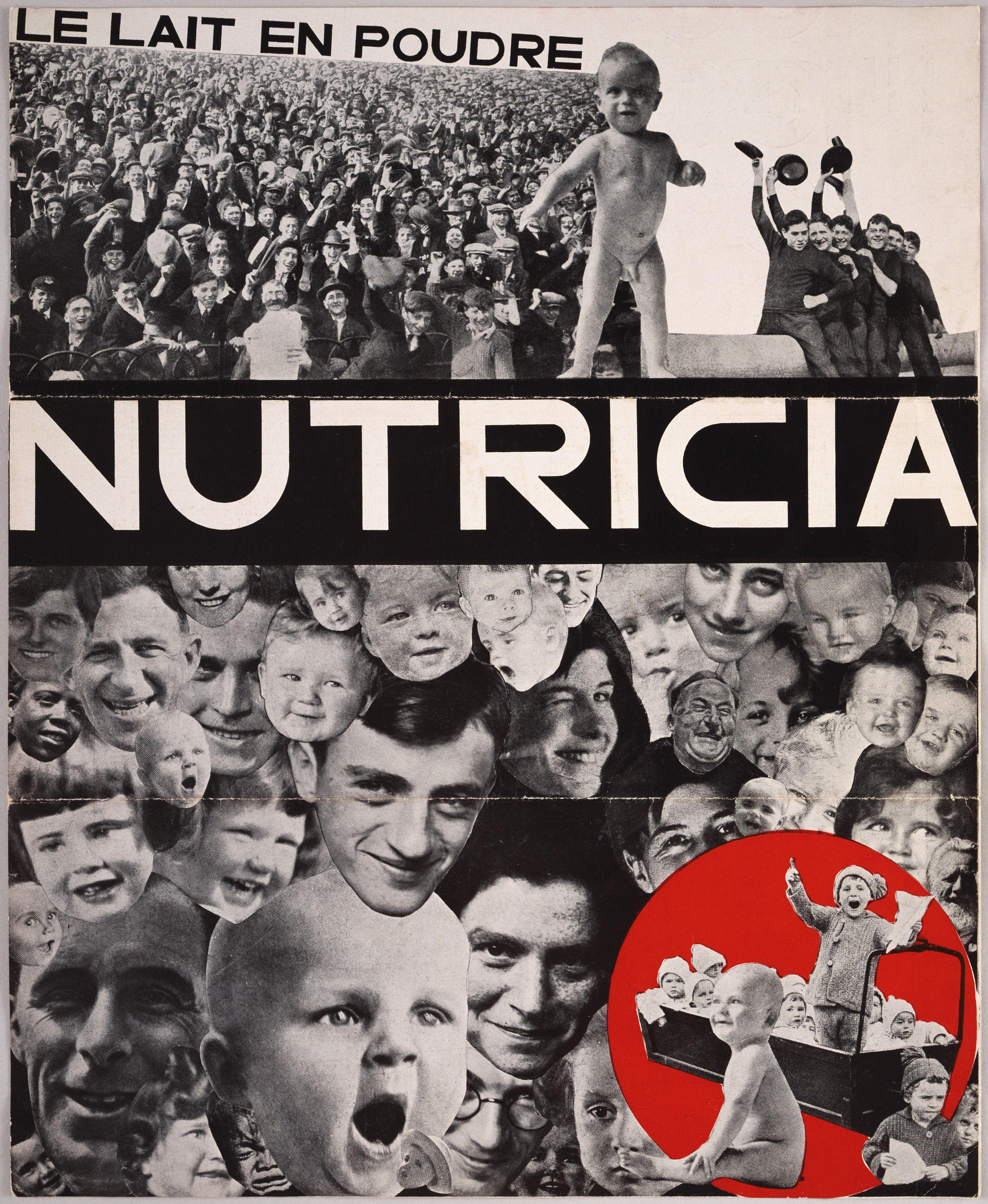 Nutricia Logo Lekkere Letters Danone Art