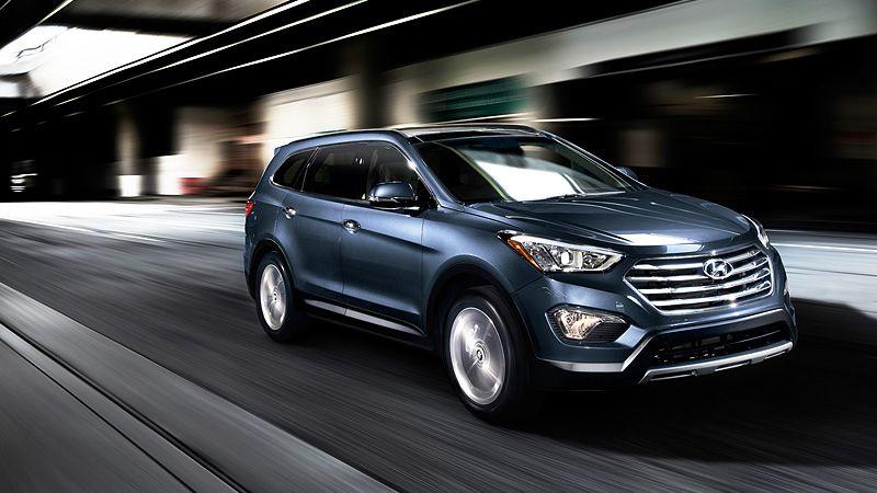 2016 Hyundai Santa Fe Photo Gallery Hyundai santa fe