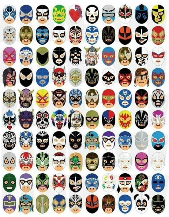 Leyendas De La Lucha Libre Carteles De Lucha Libre Imagenes De Lucha Libre Cumpleanos Lucha Libre