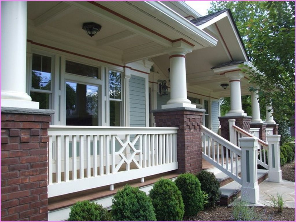 Best Front Porch Railing Ideas Home Design Ideas Railing 400 x 300