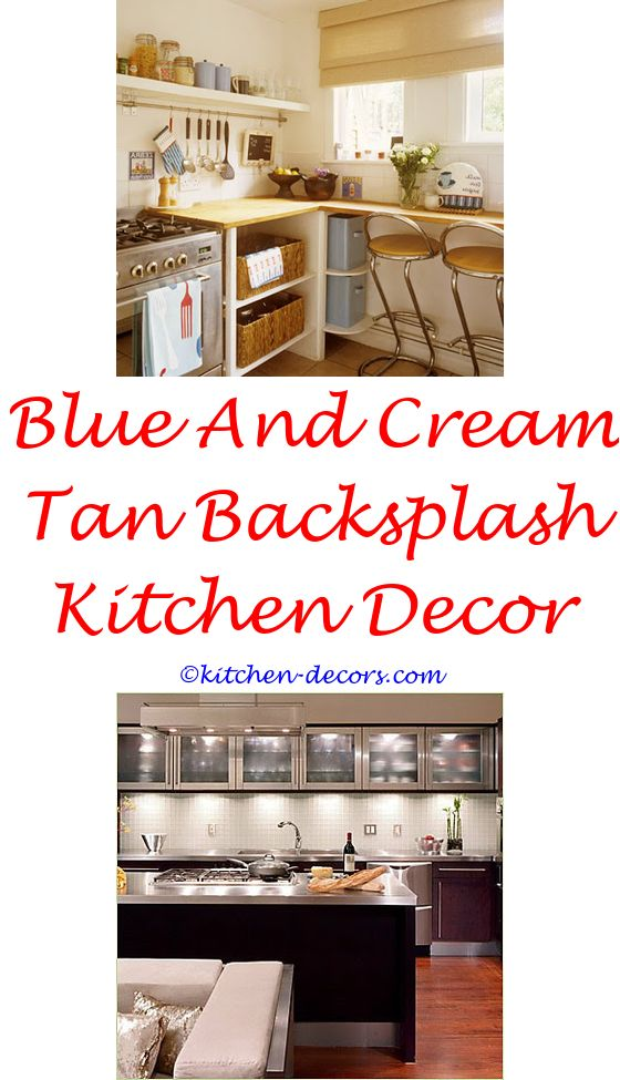 Small Kitchen Decorating Ideas Colors | 2220 TAYLOR | Chef ...