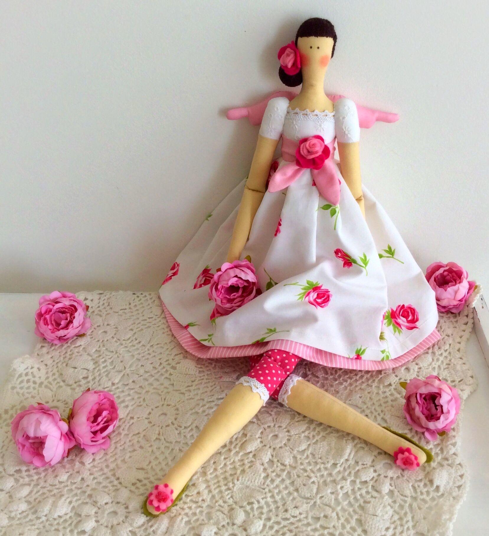 Tilda Angel of Flower
