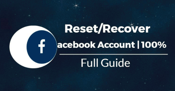 How Can I Recover My Facebook Account Facebook account