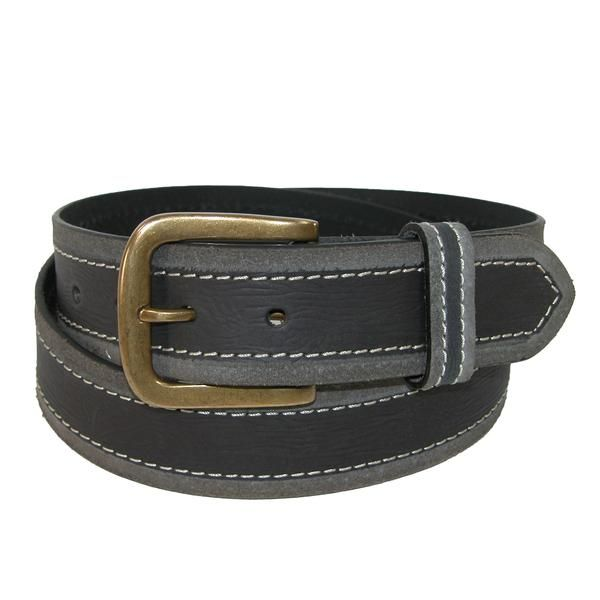 Brass Belt Buckle Leather Belts Casual Belt