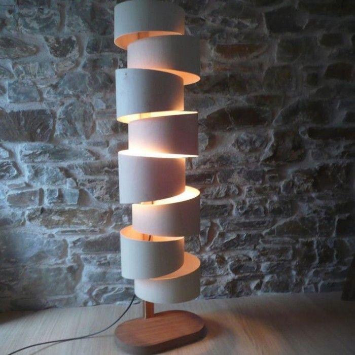 Designer stehlampen leuchtobjekte und noch vieles mehr for Designer lampen wohnzimmer