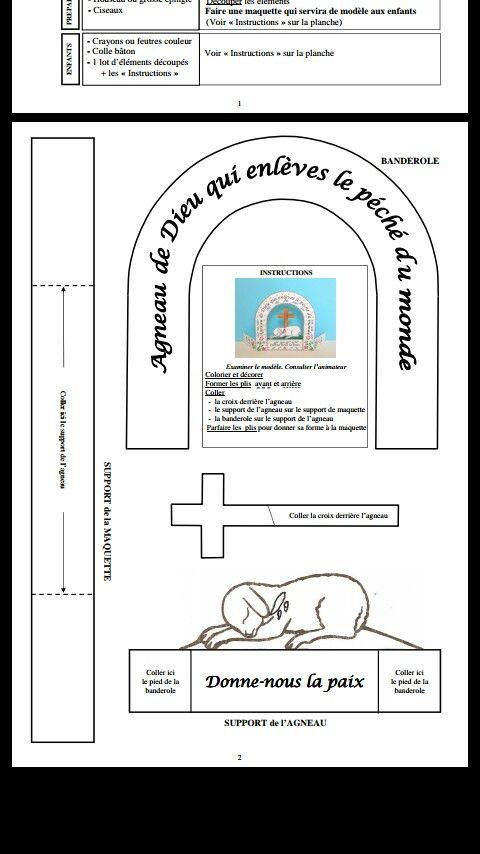 Cordero de Dios | Manualidades | Pinterest | Cordero de dios ...