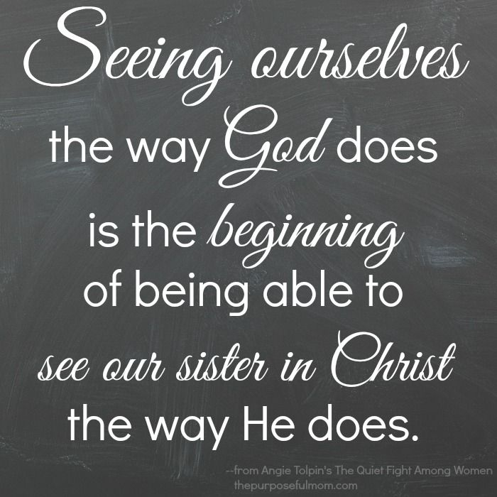 Christian Friendship Quotes: The Quiet Fight Between Women: Healing Division In The