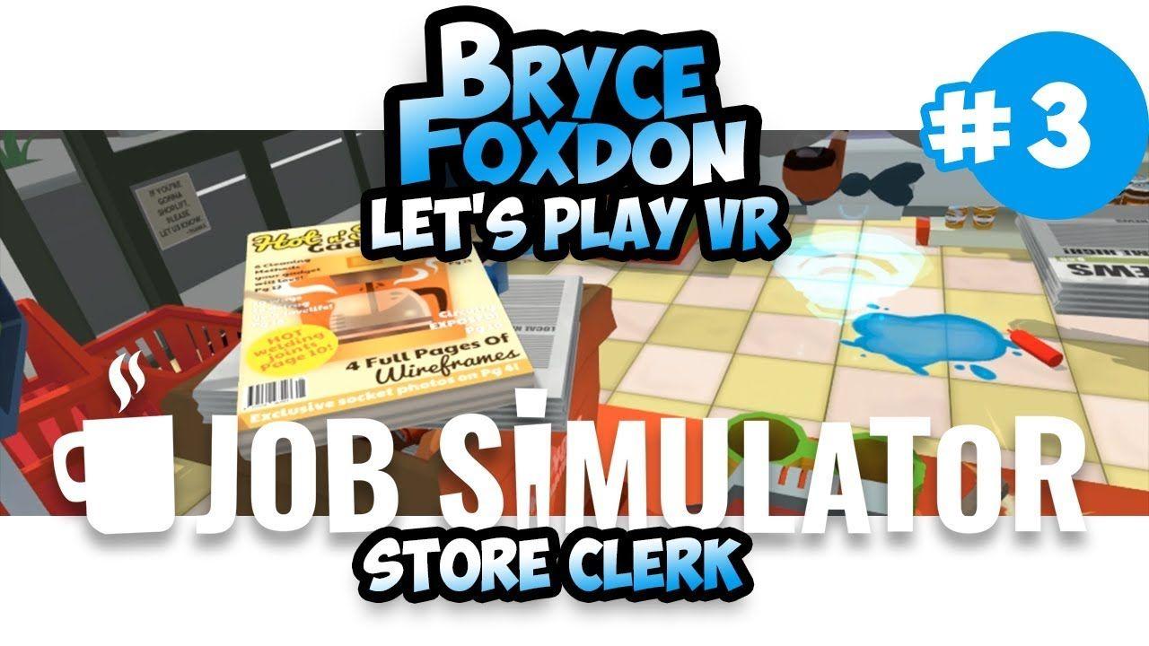 Job Simulator Simulation, Job, Virtual reality