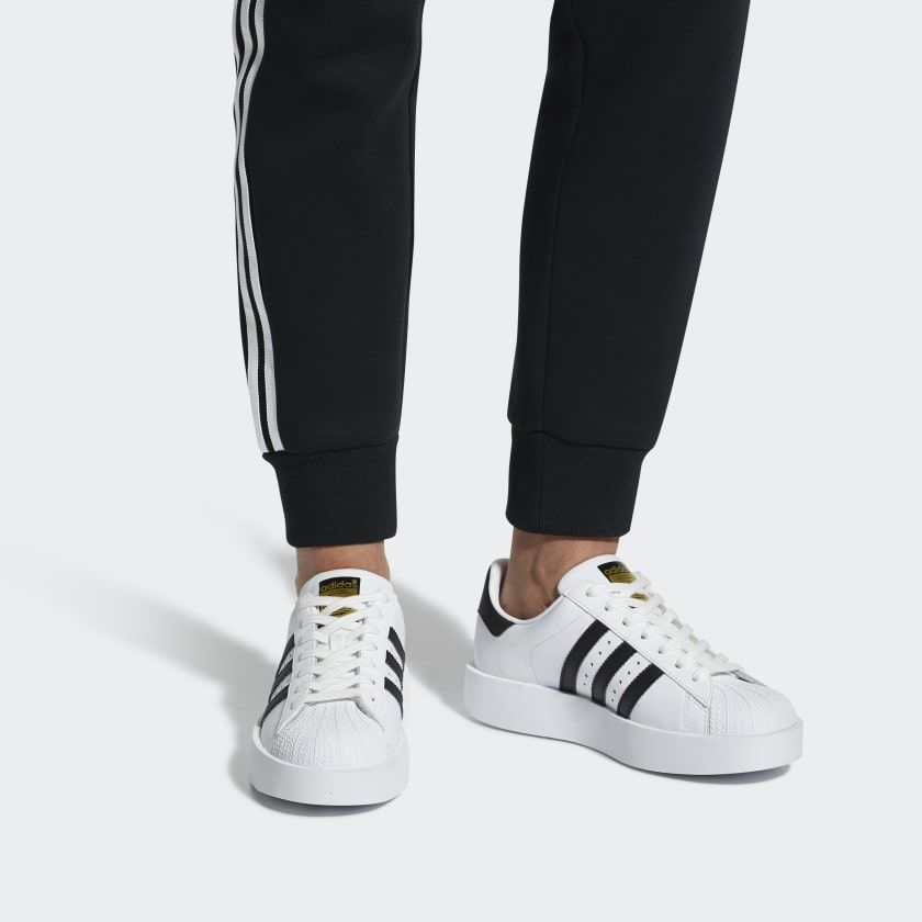 95c841f7e603 adidas - Superstar Bold Platform Shoes