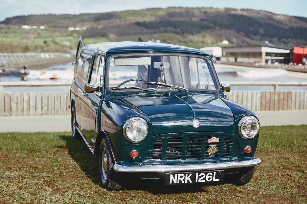 eBay: 1972 850CC AUSTIN MINI VAN | Mini van, Mini cars for ...