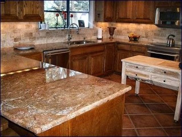 Images Of Finished Exotic Granite In Kitchens | Austin Granite Direct:  Gallery 59 Photos