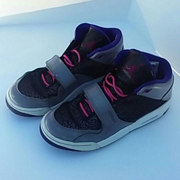 Nike Air Jordan v iv iii Youth 7 Shoes
