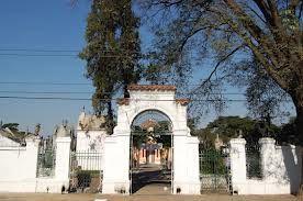 Localização do Cemitério Quarta Parada.