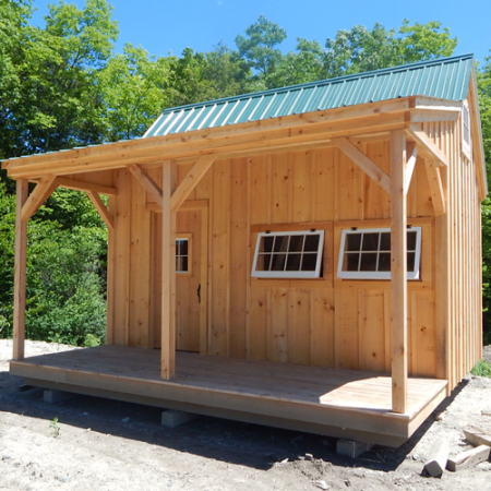 Lovely Find An Array Of Affordable Tiny House Plans, Small Cabin Kits, Cottage  Plans U0026 Shed Kits At Jamaica Cottage Shop. Ship Free To Selected Locations.