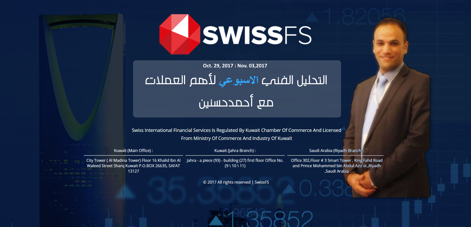 Technical Chart Analysis by Ahmed Hassanien 06 10