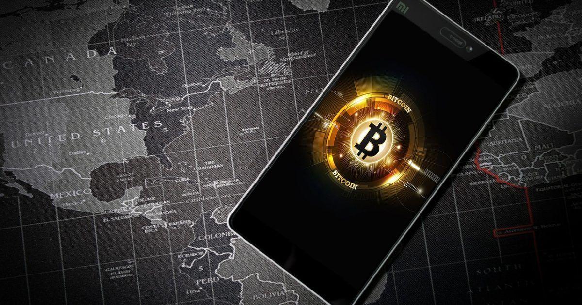 bitcoin telefonu