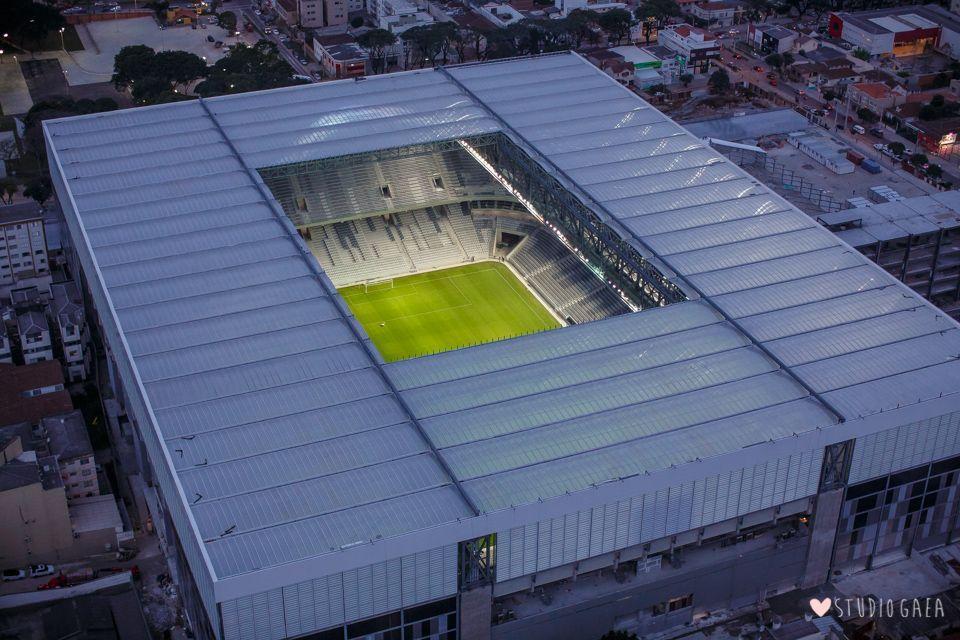 Arena Da Baixada Estadio Joaquim Americo Guimaraes Stadiumdb