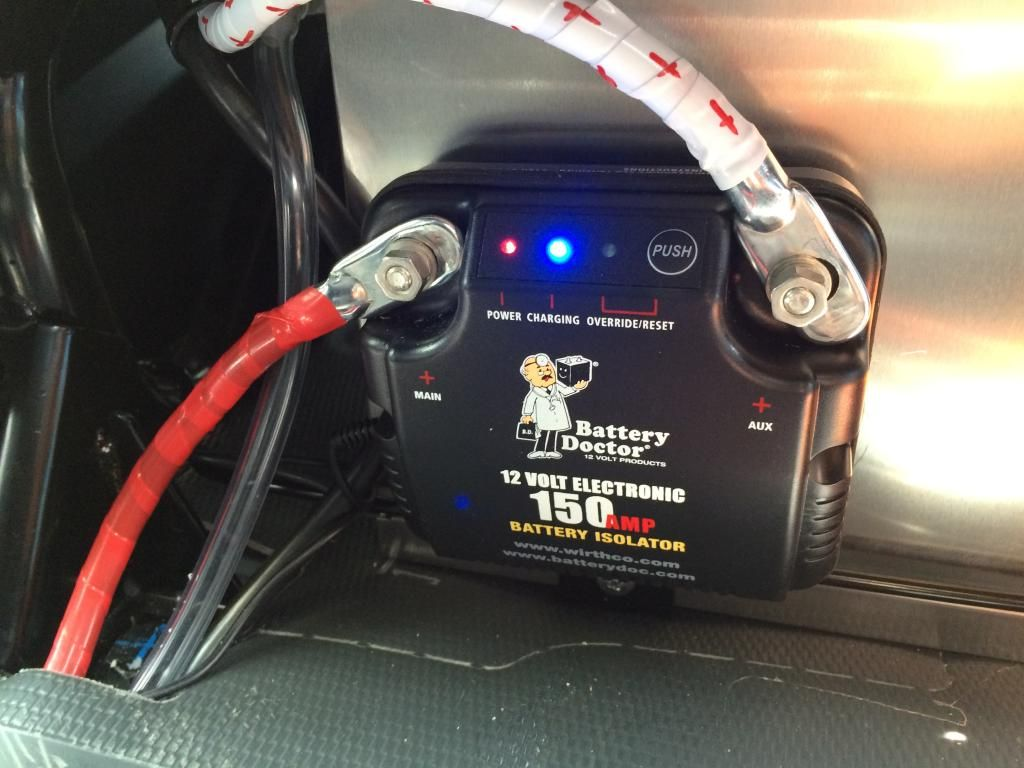 Adding 2nd Battery Under Front Seat - Ram Promaster Forum