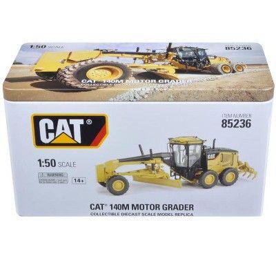 1//50 Diecast masters 85236 Caterpillar Cat 140M Motor Grader