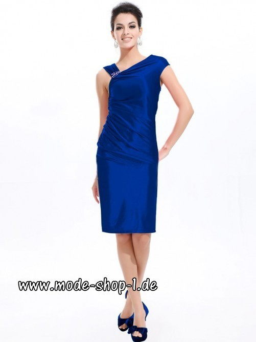 Midi Cocktailkleid Leonore Festlich in Blau #kleid # ...