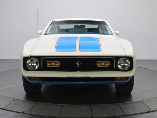 1972 Ford Mustang Sprint Sportroof Vehicles Motorcycles