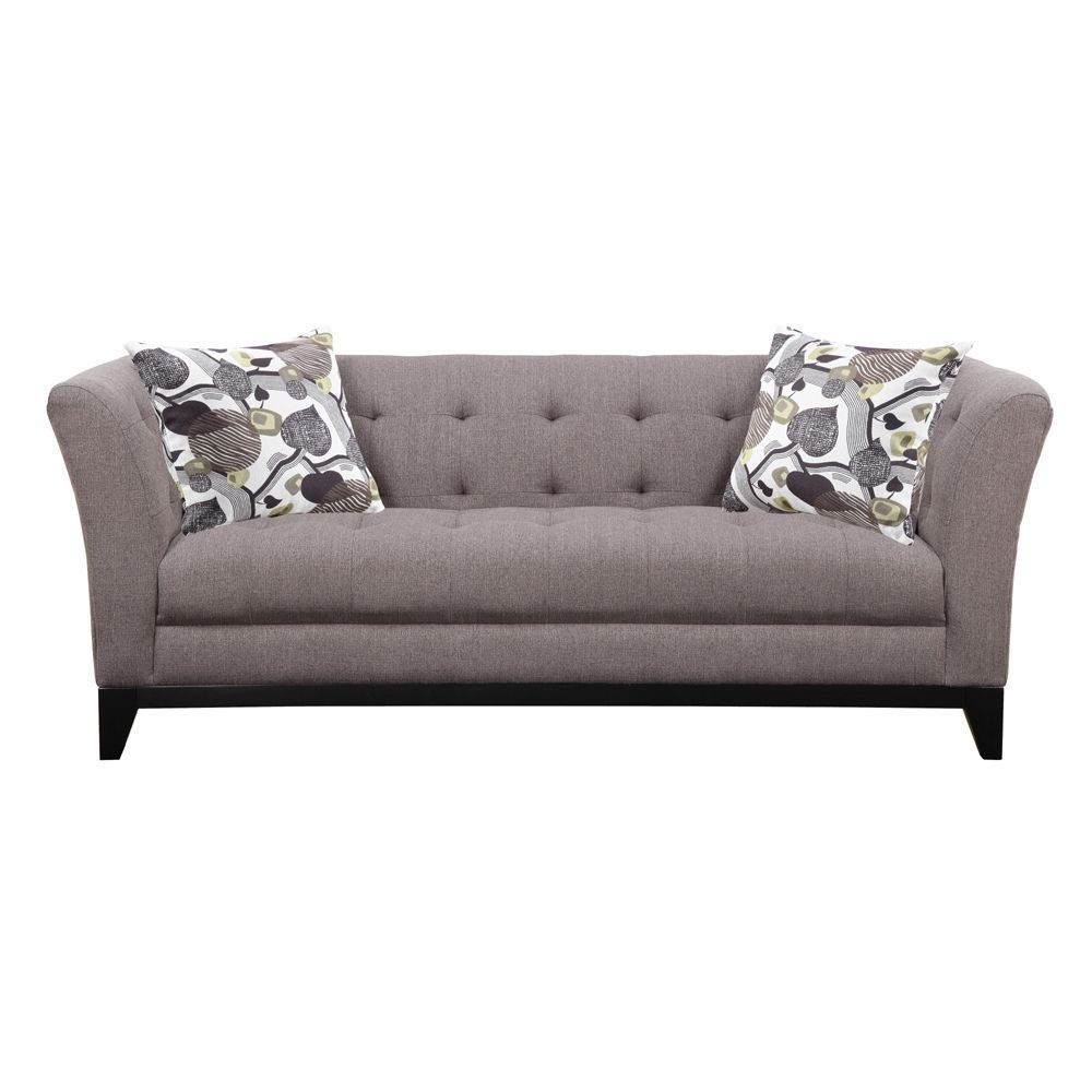 Emerald Home Furnishings Marion Sofa W 2 Accent Pillows U3663m 00 15 Emerald Home Furnishings Sofa Furniture