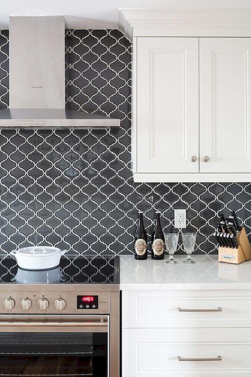 Beautiful kitchen backsplash tile patterns ideas (1