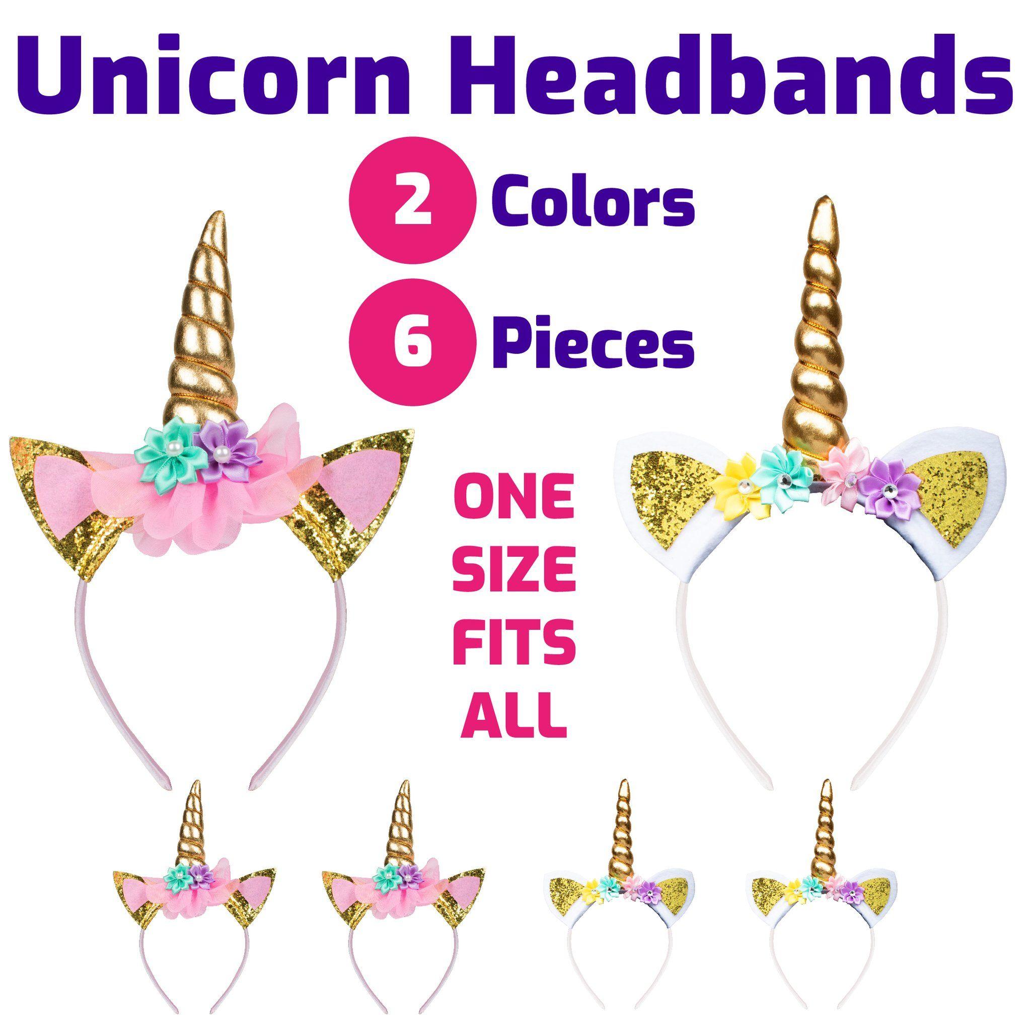 Unicorn Birthday Party Unicorn Costume Unicorn Party Hat Unicorn Party Decorations