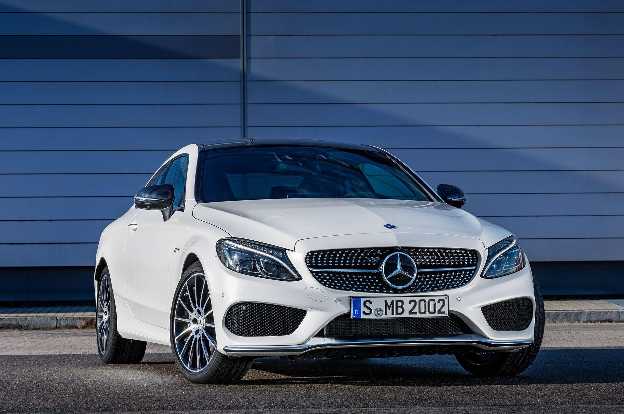 2017 Mercedes Amg C43 Coupe Joins The C Class Family Mercedes Amg Mercedes Benz Retail Mercedes Benz Cars