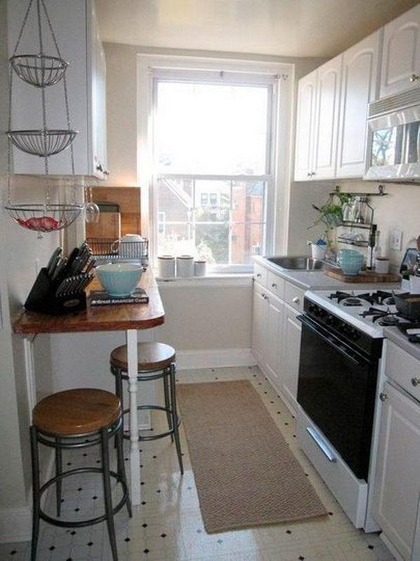 Интересные решения для маленькой кухни :: Калининград - Remont-39 ...