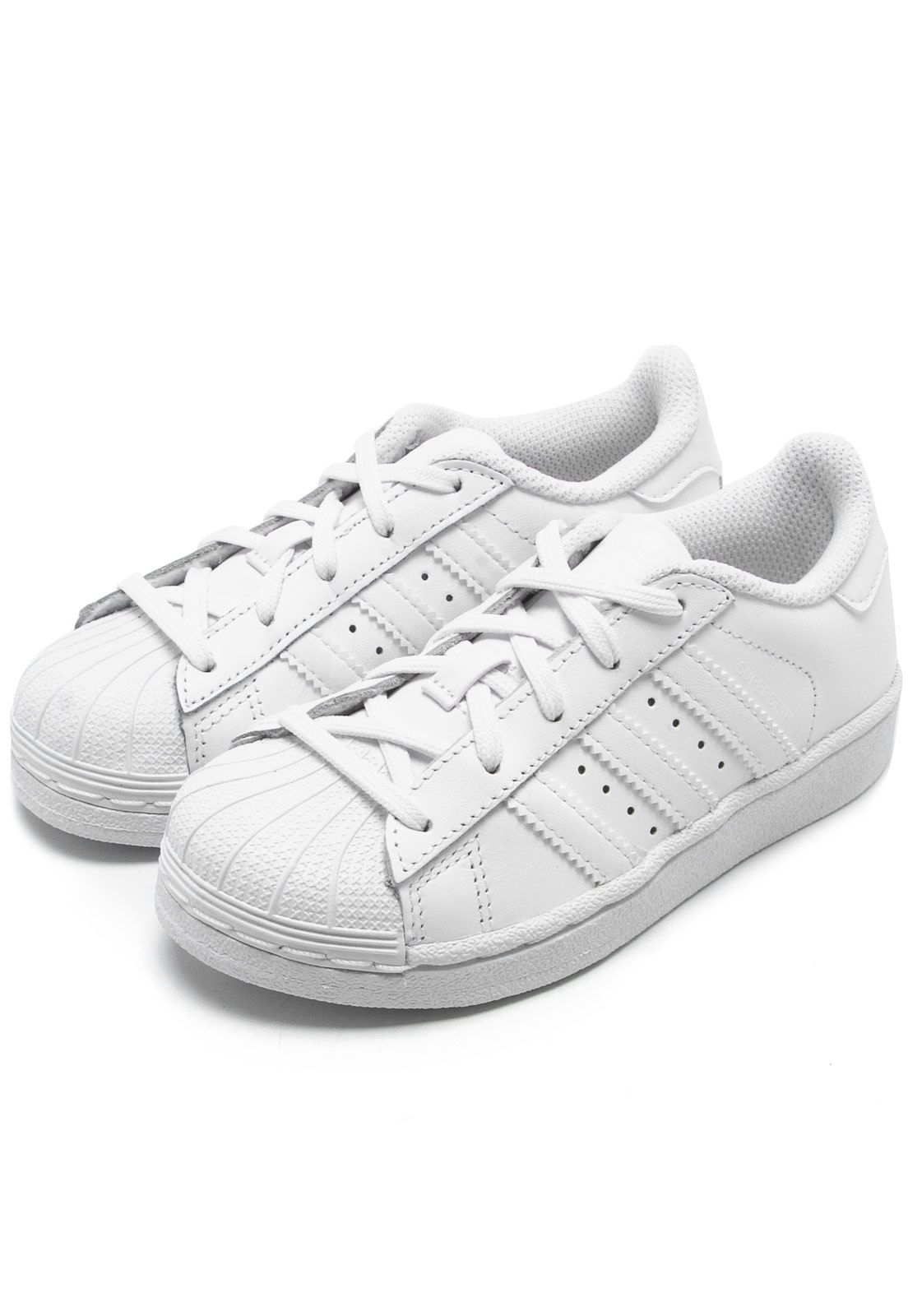 Tênis adidas Superstar Branco | Tenis adidas superstar