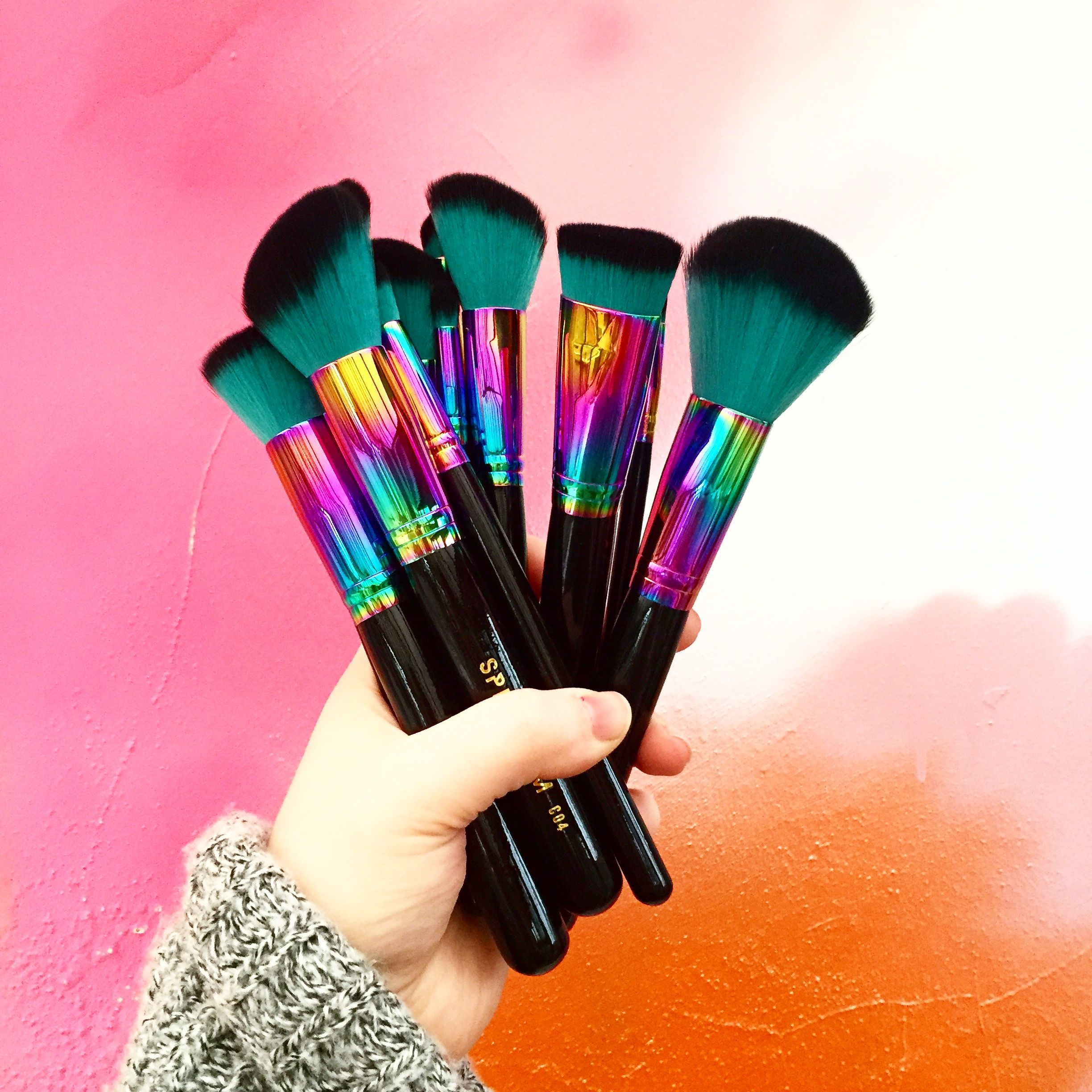 Spectrum make up brushes Makeup brushes, Make up, How to