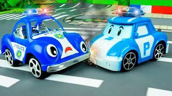 le dpanneuse jaune et voiture de course pour bbs dessin anim franais voitures pour - Voiture De Course Dessin Anim