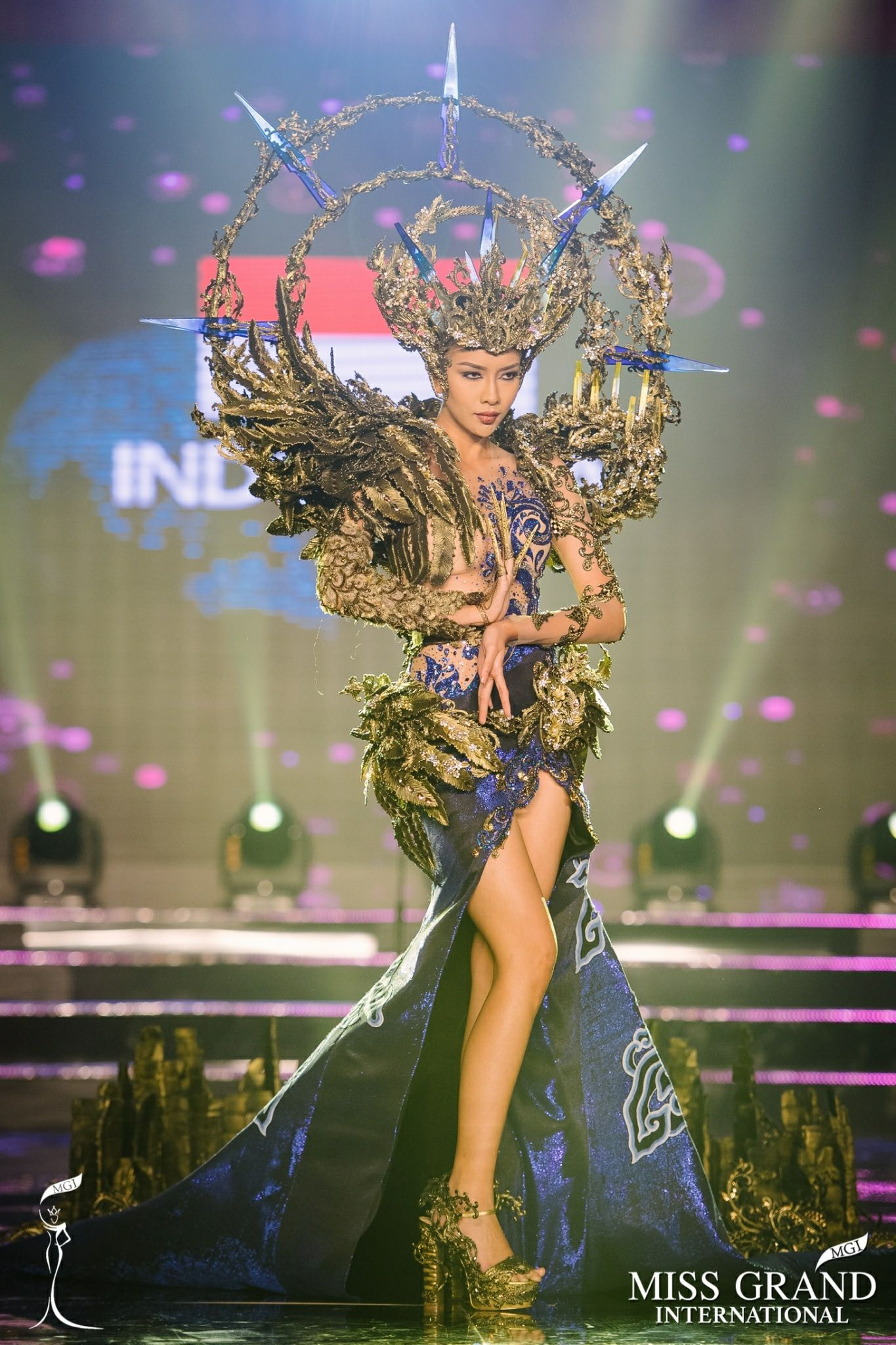 Here are the Best Top 3 National Costumes from Miss Grand