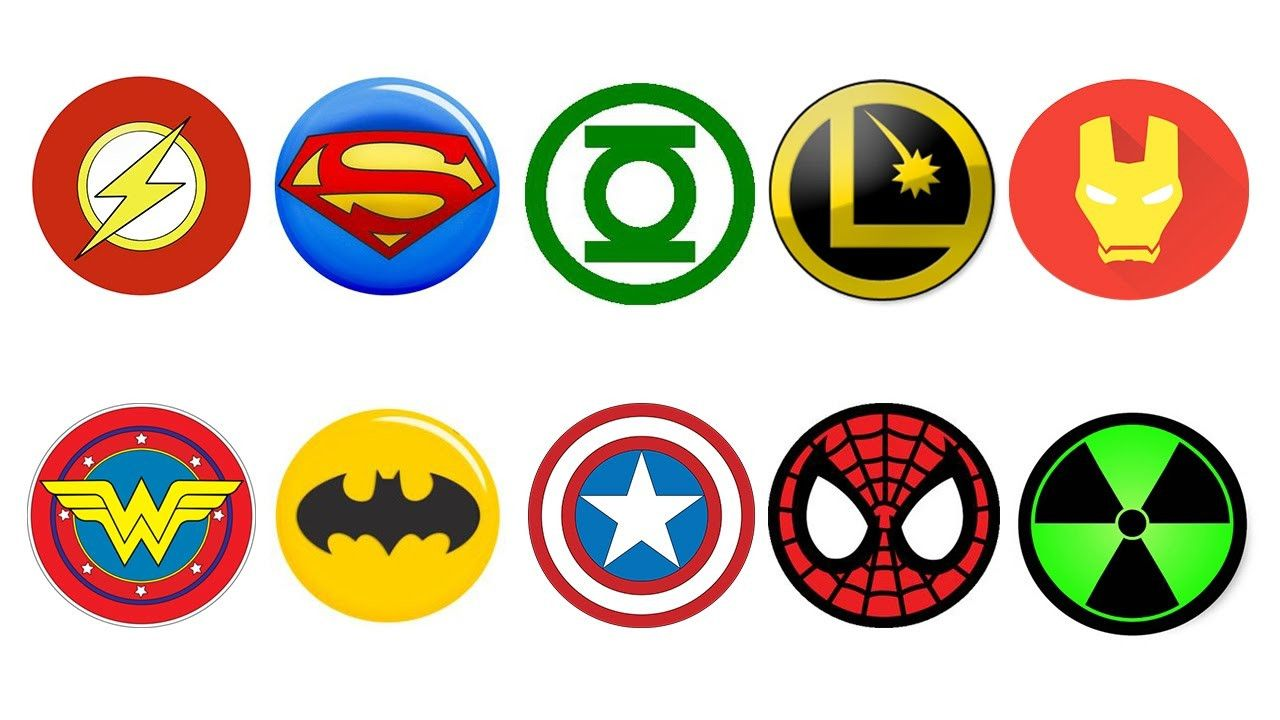 Download Superheroes Coloring Pages For Kids Logo Beautiful Superhero Logos | Marvel superhero logos ...