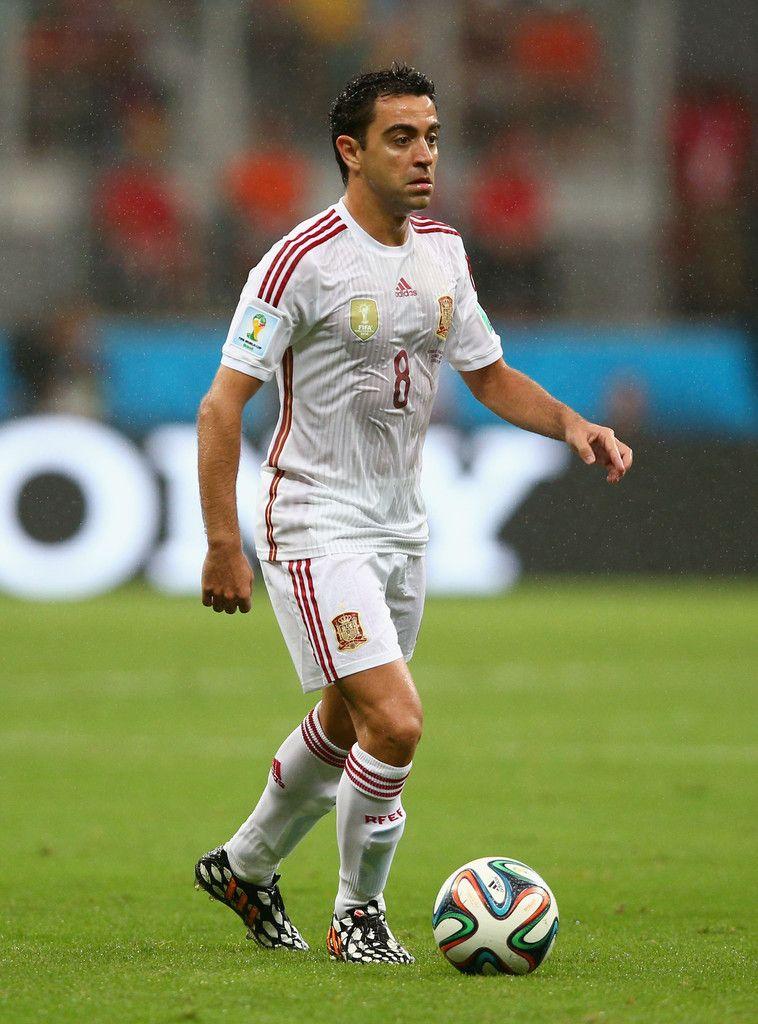 Xavi Hernandez Photos Photos Spain V Netherlands Group B Xavi Hernandez Football International Football