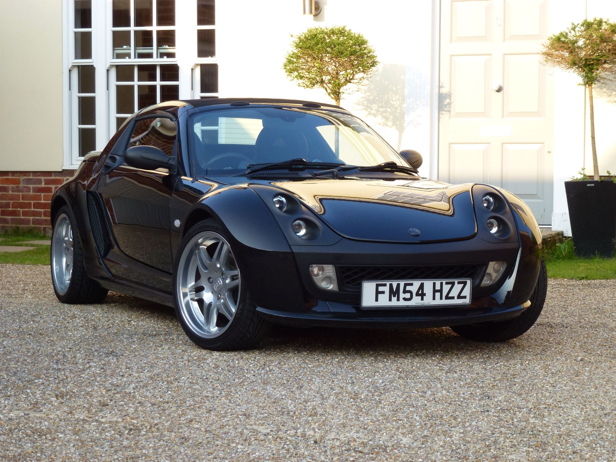 brabus smart roadster 2004 smart roadster smart. Black Bedroom Furniture Sets. Home Design Ideas