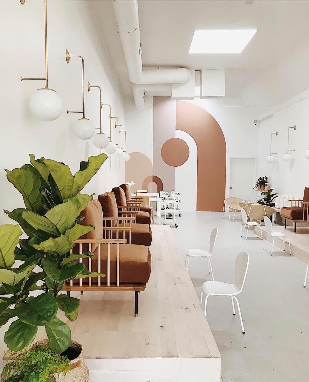 Ramona 10 Salon Interior Design Spa Interior Design Nail Salon