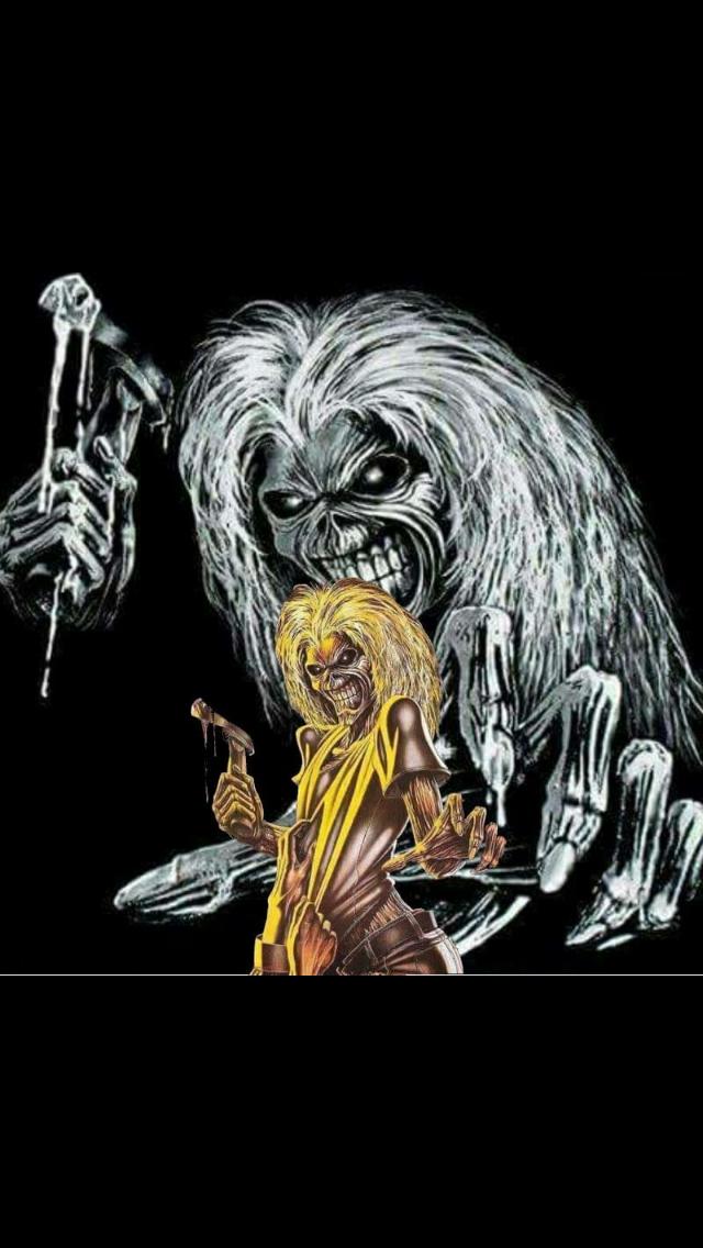 Pin By Kirk Douglas On Maiden Art Iron Maiden Eddie Iron Maiden Heavy Metal
