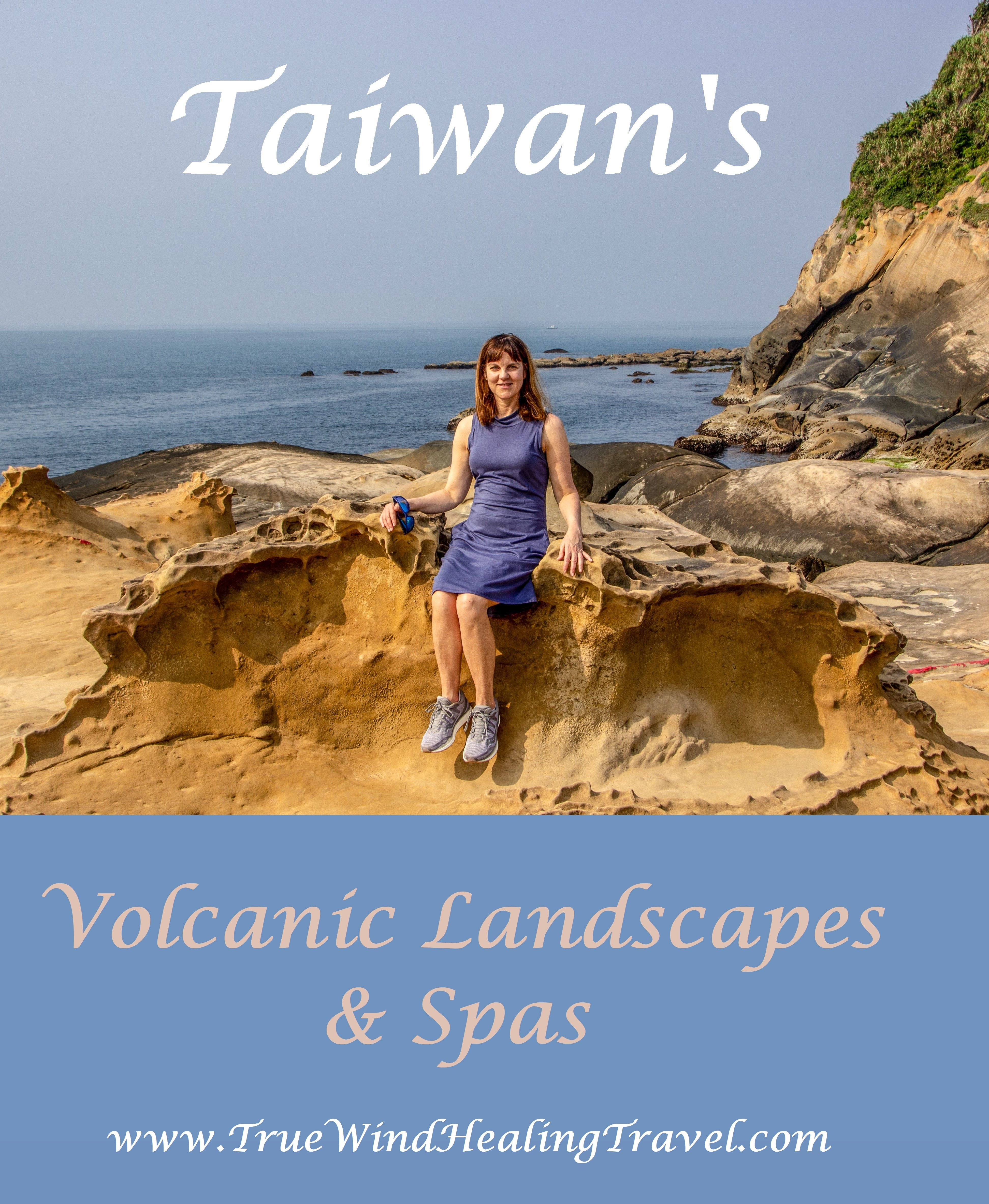 Taiwan's Volcanic Landscapes & Spas Travel, Female