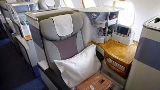 Review Emirates A380 800 Business Class Travel News Business