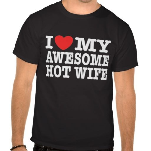 =>>Save on          I Love My Awesome Hot Wife Tee Shirt           I Love My Awesome Hot Wife Tee Shirt today price drop and special promotion. Get The best buyShopping          I Love My Awesome Hot Wife Tee Shirt Review on the This website by click the button below...Cleck Hot Deals >>> http://www.zazzle.com/i_love_my_awesome_hot_wife_tee_shirt-235586717045866439?rf=238627982471231924&zbar=1&tc=terrest