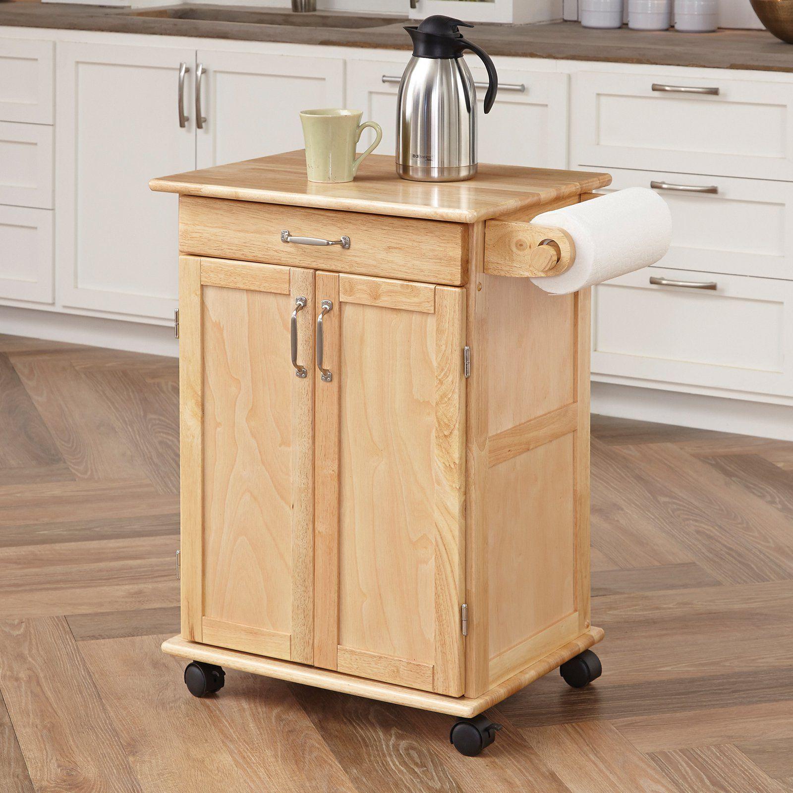 Styles Dainty Wood Kitchen Cart - 5040-95