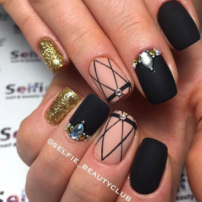 33 Unique And Beautiful Winter Nail Designs Nail Designs Pictures