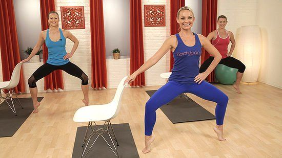 Look Good From All Angles With This Workout: Tone your trouble zones to look goo...