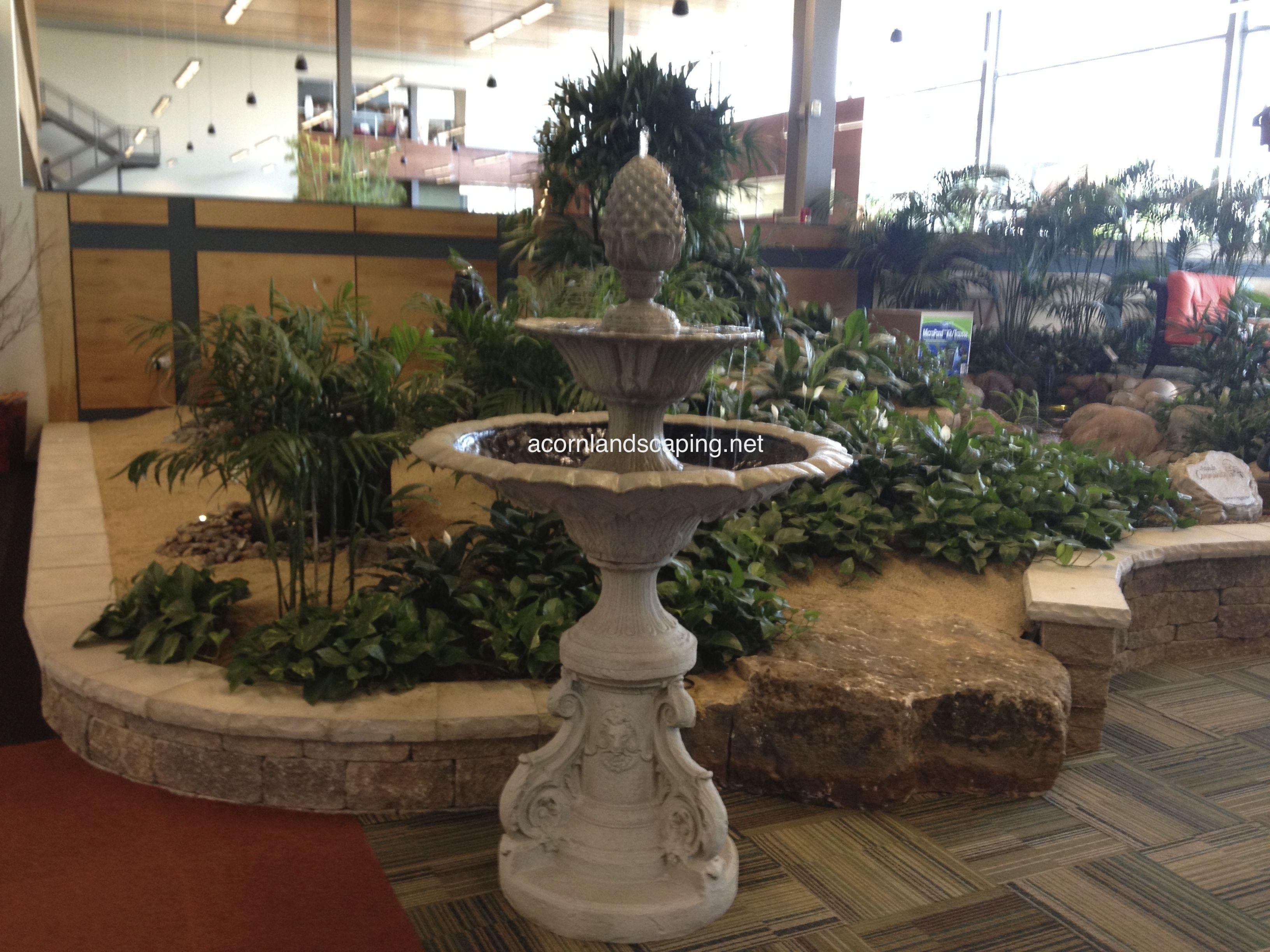 Garden Fountains, Fountain Contractor Monroe County, Rochester NY ...