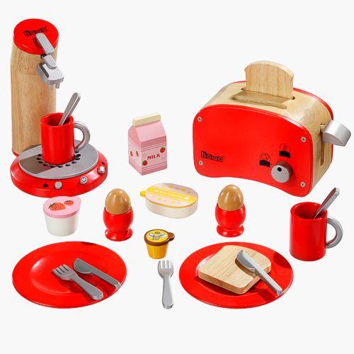 Spielküchen Zubehör Frühstücksset - Breakfast | Mya\'s Stuff ...