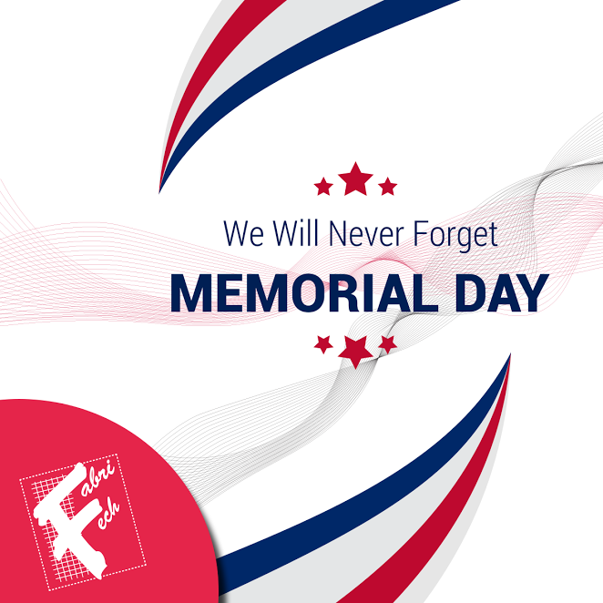 Today, we will honor all the fallen who showed valor and sacrificed their lives to defend the nation. Memorial Day!